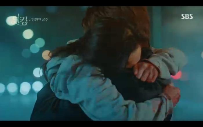 'Quân vương bất diệt' tập 12: Lee Min Ho hỏi Jung Eun Chae có phản bội không nhưng cô từ chối trả lời? 6