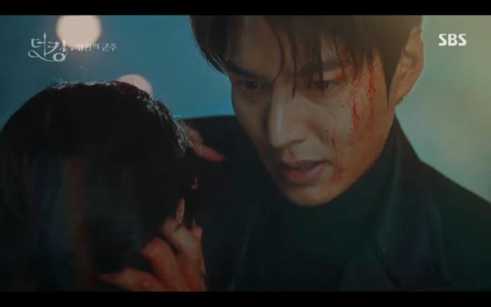 'Quân vương bất diệt' tập 12: Lee Min Ho hỏi Jung Eun Chae có phản bội không nhưng cô từ chối trả lời? 8