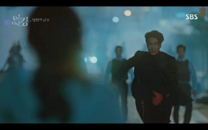 Cứu Tae Eul trong gan tấc.