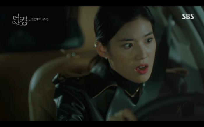 'Quân vương bất diệt' tập 12: Lee Min Ho hỏi Jung Eun Chae có phản bội không nhưng cô từ chối trả lời? 14