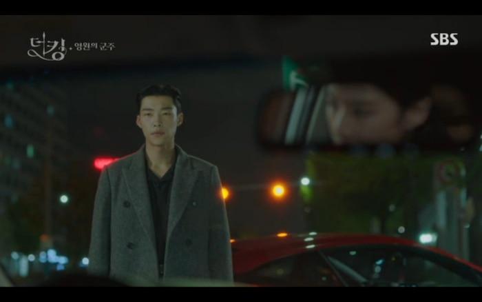 'Quân vương bất diệt' tập 12: Lee Min Ho hỏi Jung Eun Chae có phản bội không nhưng cô từ chối trả lời? 15