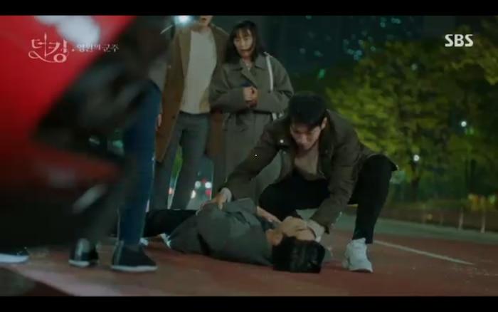 'Quân vương bất diệt' tập 12: Lee Min Ho hỏi Jung Eun Chae có phản bội không nhưng cô từ chối trả lời? 17