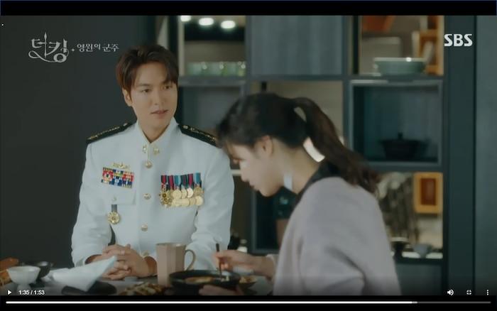 'Quân vương bất diệt' tập 12: Lee Min Ho hỏi Jung Eun Chae có phản bội không nhưng cô từ chối trả lời? 25