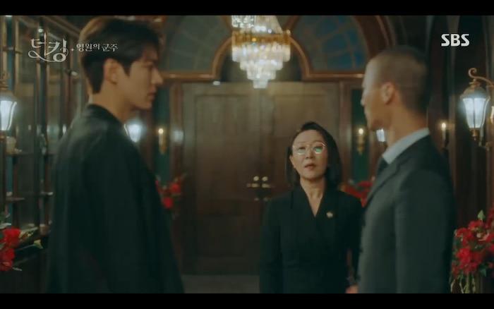Seo Ryung chấp vấn tình cảm của Lee Gon.