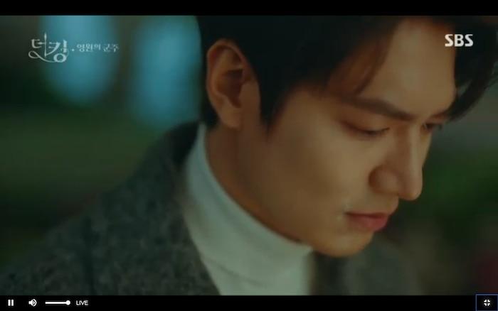 'Quân vương bất diệt' tập 12: Lee Min Ho hỏi Jung Eun Chae có phản bội không nhưng cô từ chối trả lời? 28