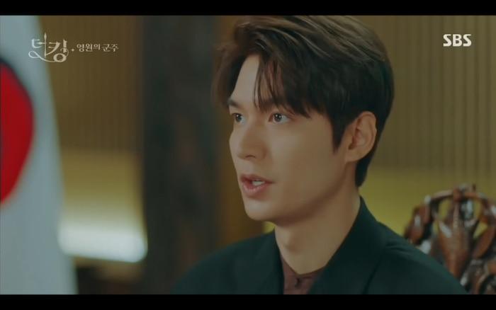 'Quân vương bất diệt' tập 12: Lee Min Ho hỏi Jung Eun Chae có phản bội không nhưng cô từ chối trả lời? 31