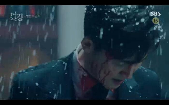 'Quân vương bất diệt' tập 14: Kim Go Eun đau khổ vì Lee Min Ho mắc kẹt ở quá khứ không thể trở về 8