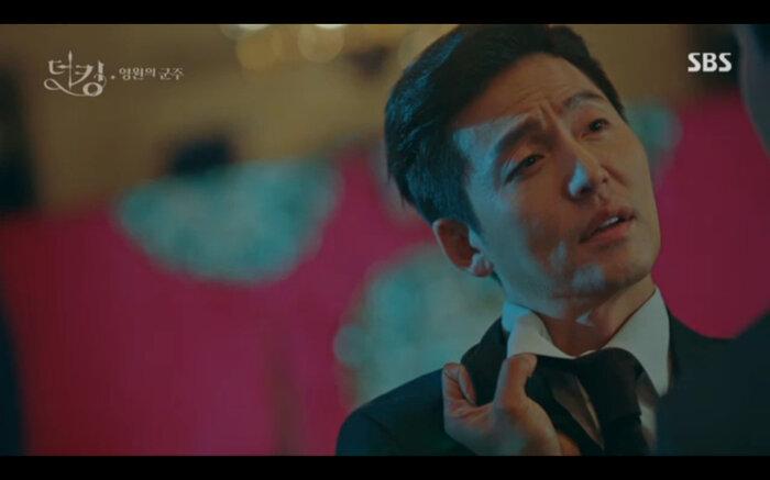 'Quân vương bất diệt' tập 14: Kim Go Eun đau khổ vì Lee Min Ho mắc kẹt ở quá khứ không thể trở về 4