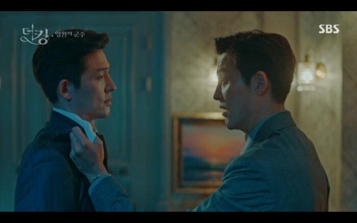 'Quân vương bất diệt' tập 14: Kim Go Eun đau khổ vì Lee Min Ho mắc kẹt ở quá khứ không thể trở về 3