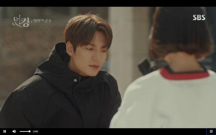 Tae Eul phát hiện ra việc Lee Gon bị mắc kẹt ở năm 1994 nhờ vào kí ức mới.