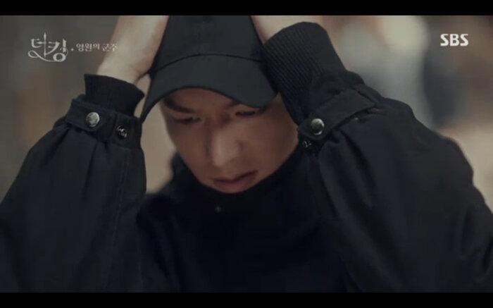 'Quân vương bất diệt' tập 14: Kim Go Eun đau khổ vì Lee Min Ho mắc kẹt ở quá khứ không thể trở về 13