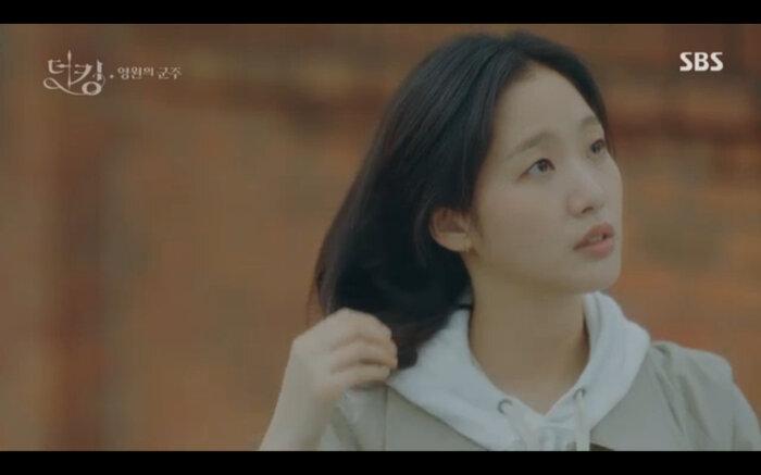 'Quân vương bất diệt' tập 14: Kim Go Eun đau khổ vì Lee Min Ho mắc kẹt ở quá khứ không thể trở về 21