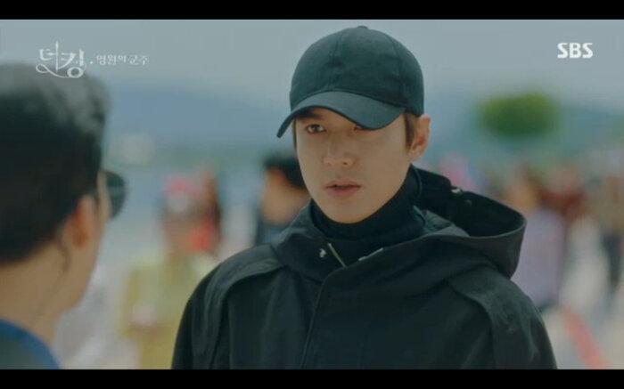 'Quân vương bất diệt' tập 14: Kim Go Eun đau khổ vì Lee Min Ho mắc kẹt ở quá khứ không thể trở về 25