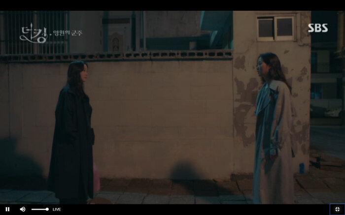 'Quân vương bất diệt' tập 14: Kim Go Eun đau khổ vì Lee Min Ho mắc kẹt ở quá khứ không thể trở về 29