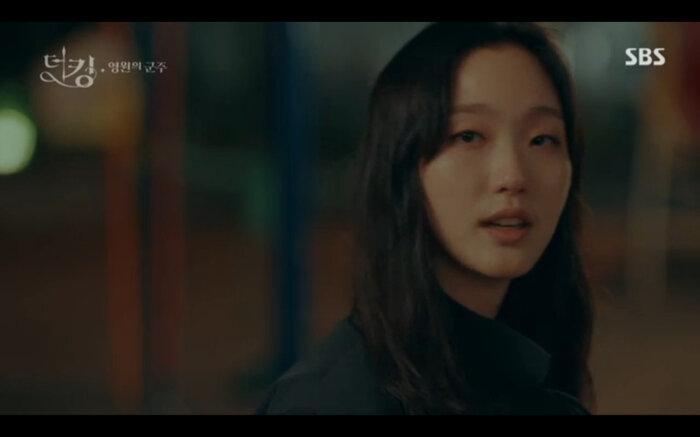 'Quân vương bất diệt' tập 14: Kim Go Eun đau khổ vì Lee Min Ho mắc kẹt ở quá khứ không thể trở về 28