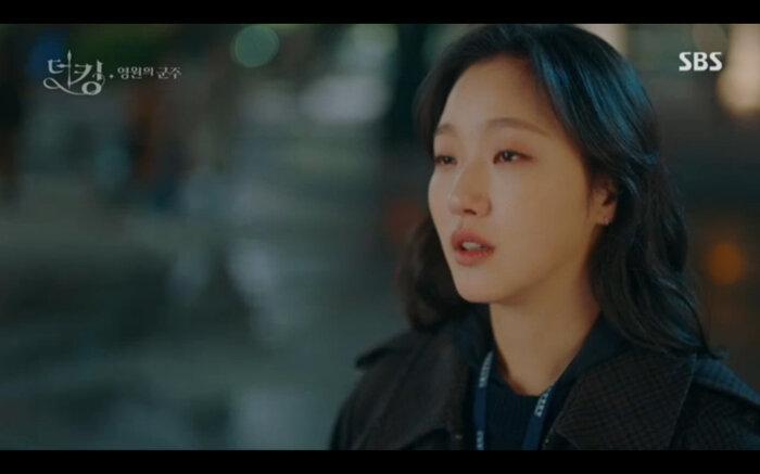 'Quân vương bất diệt' tập 14: Kim Go Eun đau khổ vì Lee Min Ho mắc kẹt ở quá khứ không thể trở về 34