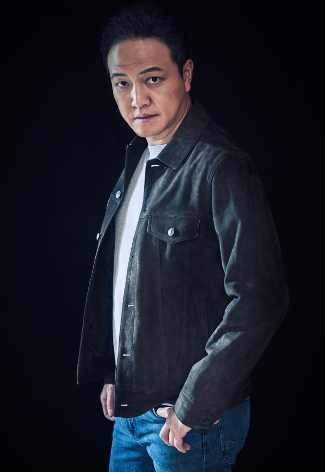 Nam diễn viên Jung Woong In