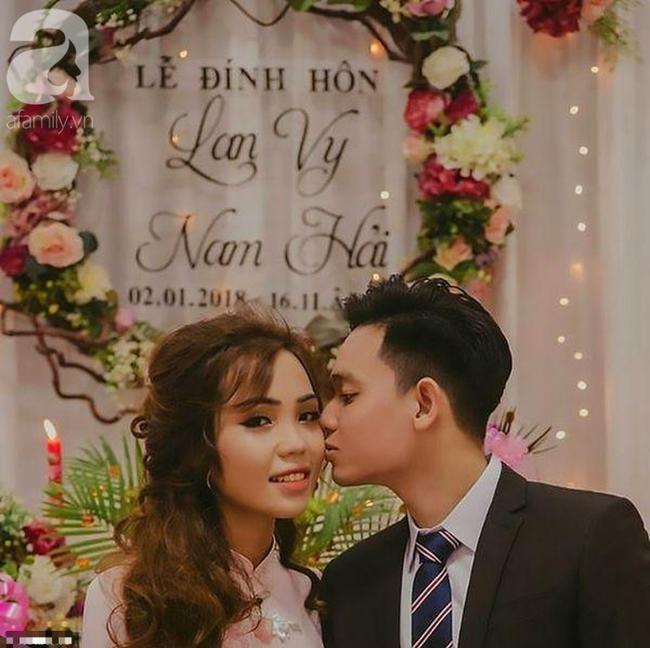 Lan Vy và Nam Hải đã đính hôn