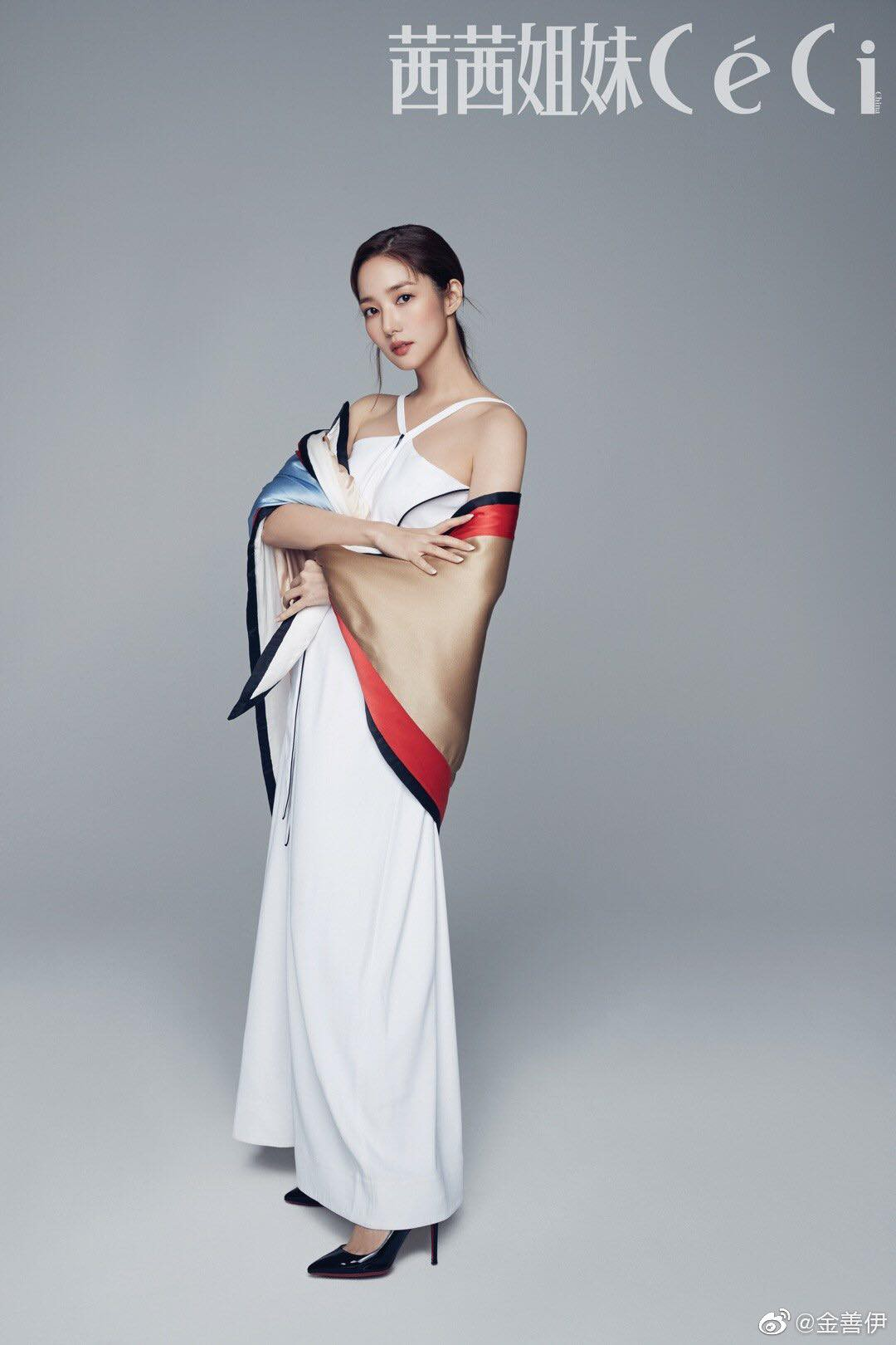 'Tình cũ Lee Min Ho' Park Min Young khoe thần thái ngút ngàn, 'đẹp không góc chết' ở tuổi 33 4