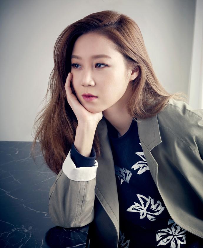 Gong Hyo Jin đứng ở vị trí 49.