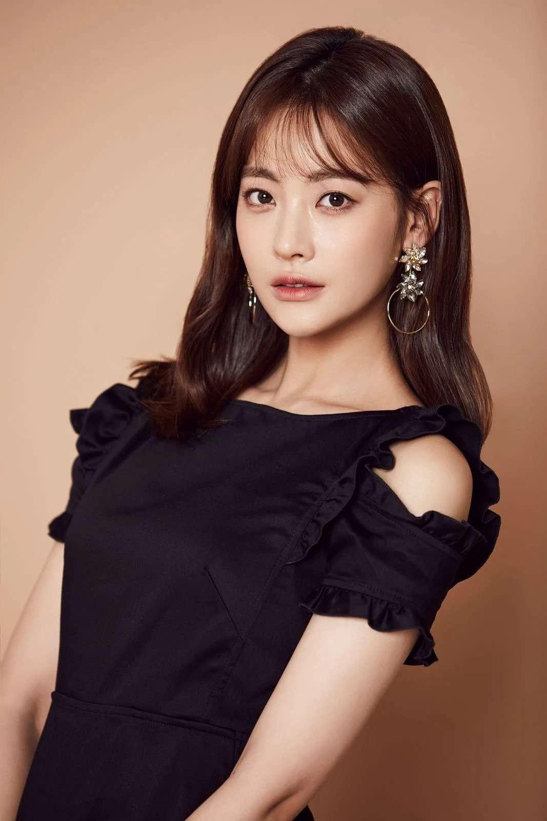Oh Yeon Seo đứng ở vị trí 34 trong 55 người đẹp.