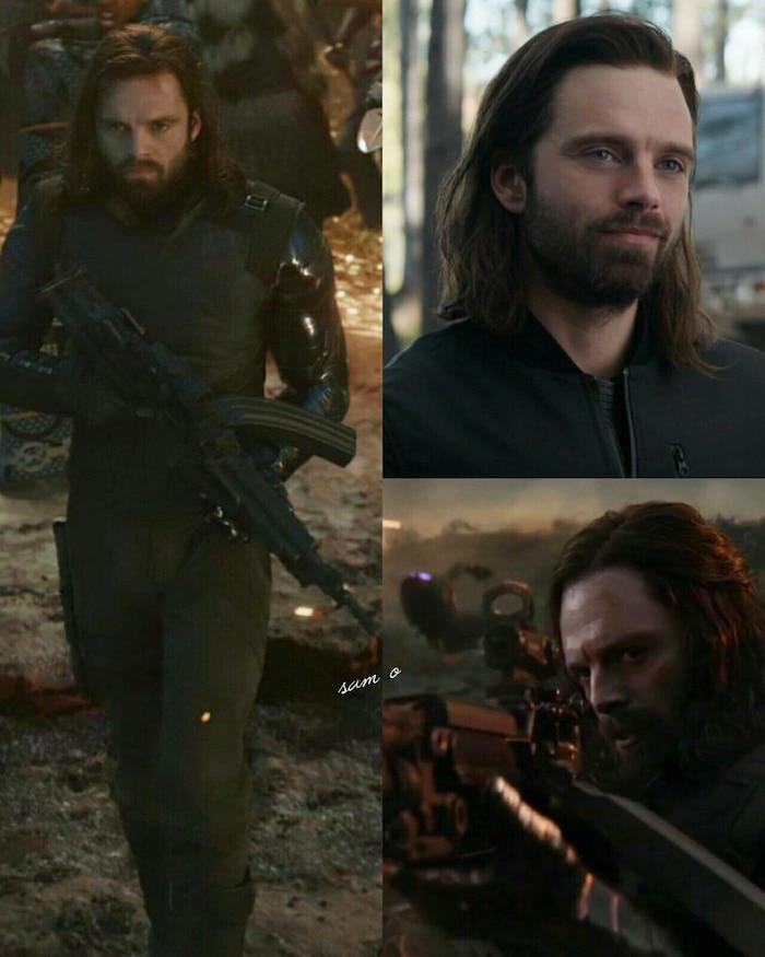 Bucky Barnes trong Endgame