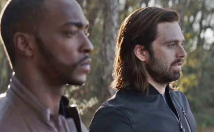 Bucky sẽ sát cánh cùng Sam trong The Falcon and the Winter Soldier