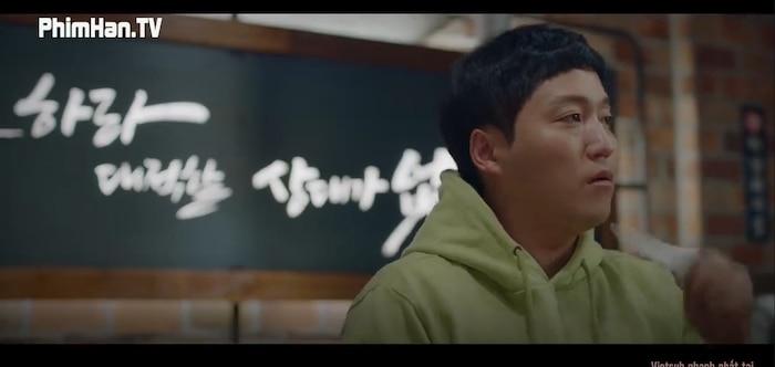 Khuôn mặt của kẻ chi tiền Seok Hyung