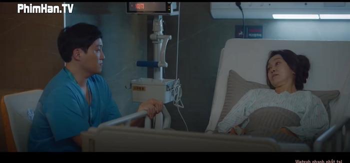 Suy nghĩ quá nhiều khiến mẹ của Seok Hyung phải nhập viện