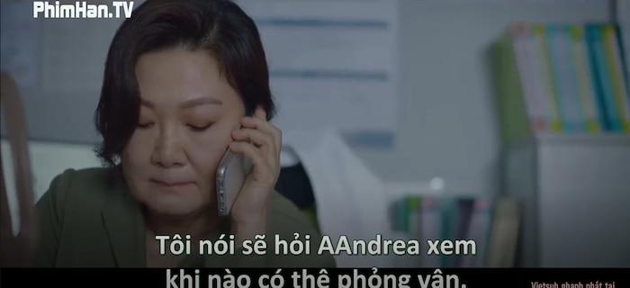 Vì sợ phải sống một mình mà mẹ của Ahn Jung Won cũng không muốn anh làm cha xứ