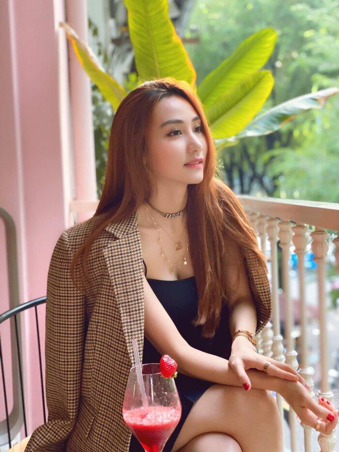 Nữ diễn viên sở hữu gương mặt xinh đẹp với những tỷ lệ hoàn hảo