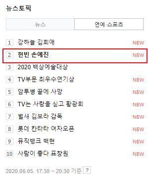 Hyun Bin - Son Ye Jin leo thẳng vị trí thứ 2 top từ khóa được tìm kiếm nhiều nhất trên Naver chỉ sau vài giờ