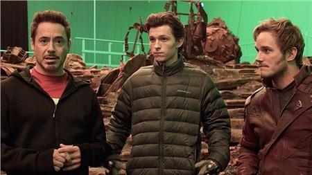 Tom Holland và Chris Pratt bắt đầu thân thiết hơn nhiều từ Avengers: Endgame.