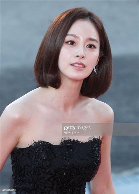 Ngay cả 'nữ thần' Kim Tae Hee cũng vậy.