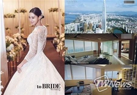 Cuộc sống sang chảnh, ở nhà 170 tỷ của 'biểu tượng gợi cảm' xứ Hàn khi lấy chồng đại gia 7