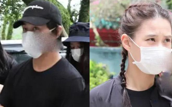 Xuất hiện tại lễ viếng 'vua sòng bài Macau' nhưng thái độ lạnh lùng của chồng 'siêu mẫu Victoria's Secret' và chị gái càng khiến dư luận tò mò về cuộc chiến tranh gia sản? 0