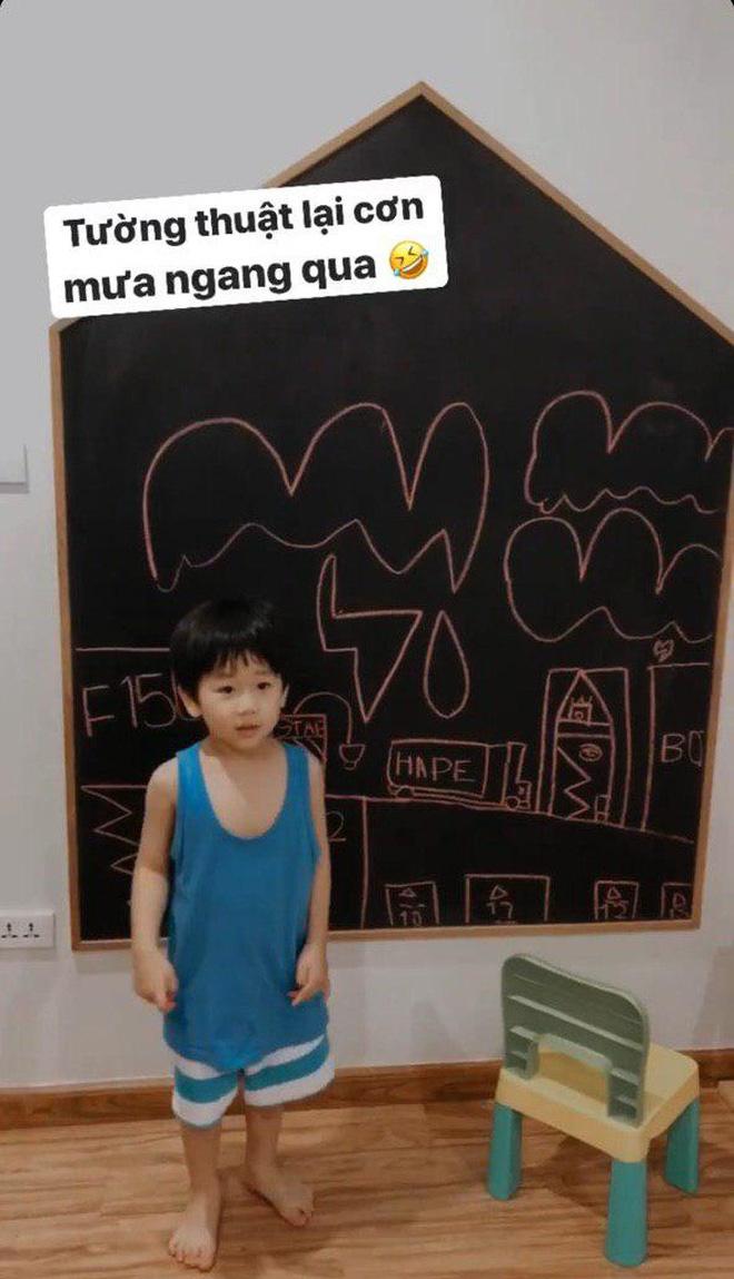 Đậu nhà Ba Duy - Nam Thương đã đọc chữ vanh vách từ năm 3 tuổi, thích học cả tiếng Anh - Nga - Hy Lạp 5