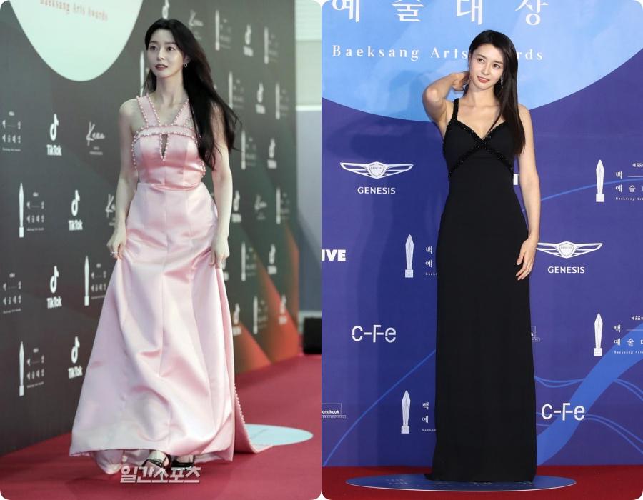 Dân tình kêu trời khi thấy 'nữ chính Itaewon' xuất hiện tại thảm đỏ Beaksang 2020 10