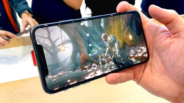 Top smartphone cấu hình khủng không ngán 'con game' nào, chấp tất cả bom tấn nặng nhất 2
