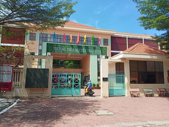 Trường THCS Nguyễn Thái Bình