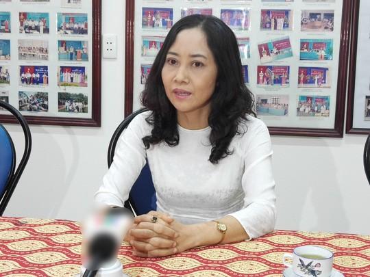 Giáo viên chủ nhiệm lớp 6/2 trường THCS Nguyễn Thái Bình thông tin về vụ việc 42/43 em học sinh giỏi