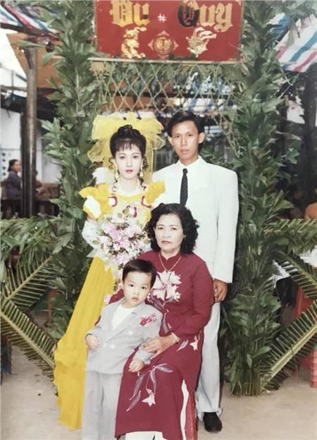 Những hình ảnh trong đám cưới