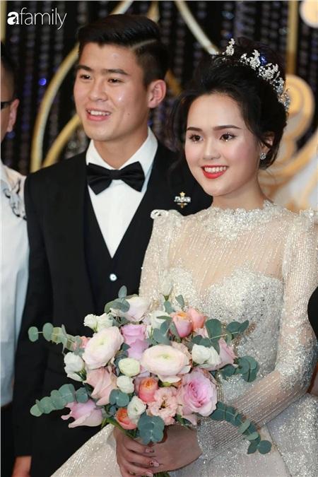 Hình ảnh xinh đẹp của Quỳnh Anh trong đám cưới bạc tỷ...