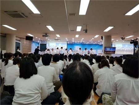 Giáo phái Shincheonji là gì mà không sợ bệnh tật, tin vào cuộc sống vĩnh hằng và khiến dịch virus Covid-19 lây lan khắp thành phố Daegu? 5