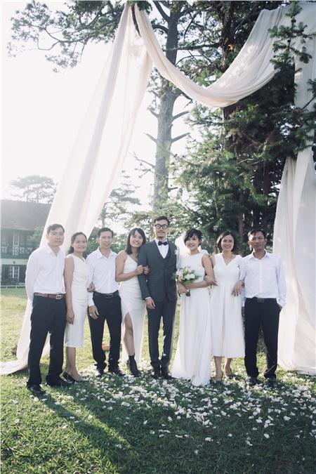 Nên duyên nhờ mảnh vườn đẹp, chàng kiến trúc sư tự tay chuẩn bị đám cưới như thơ ở Đà Lạt để chiều ý nguyện người yêu 6