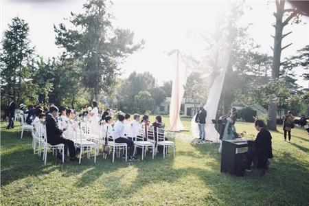 Nên duyên nhờ mảnh vườn đẹp, chàng kiến trúc sư tự tay chuẩn bị đám cưới như thơ ở Đà Lạt để chiều ý nguyện người yêu 12