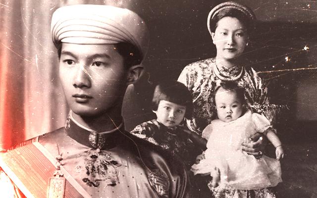 Bảo Đại - Nam Phương Hoàng hậu: 'Tình yêu sét đánh' tới cuộc hôn nhân có lời thề đặc biệt và số phận buồn của 5 người con 0