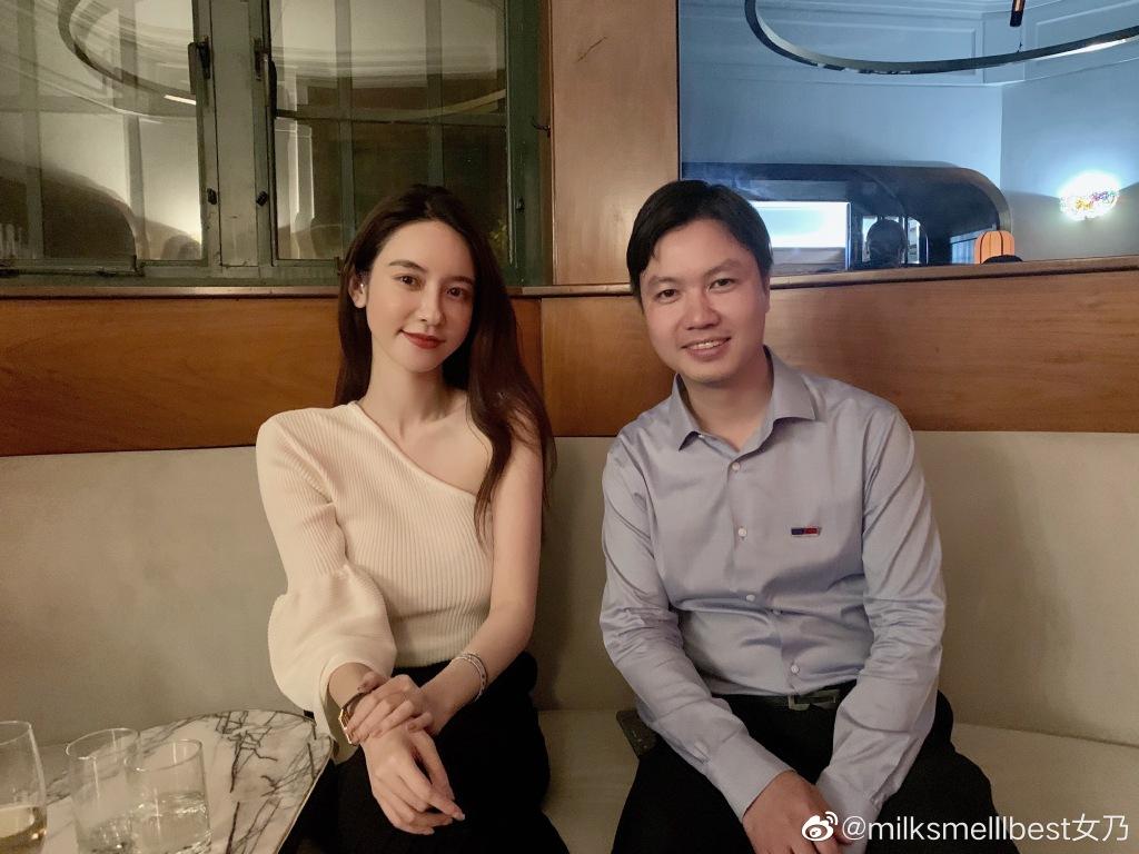 Những hình ảnh mới nhất của Trương Đại Dịch.