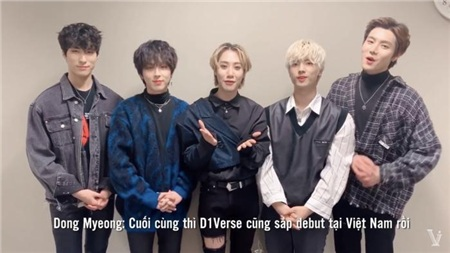 Mamamoo, ONEUS, Suni Hạ Linh và Lou Hoàng chúc mừng D1Verse debut: 'Nhóm nhạc quốc dân Việt Nam!' 3