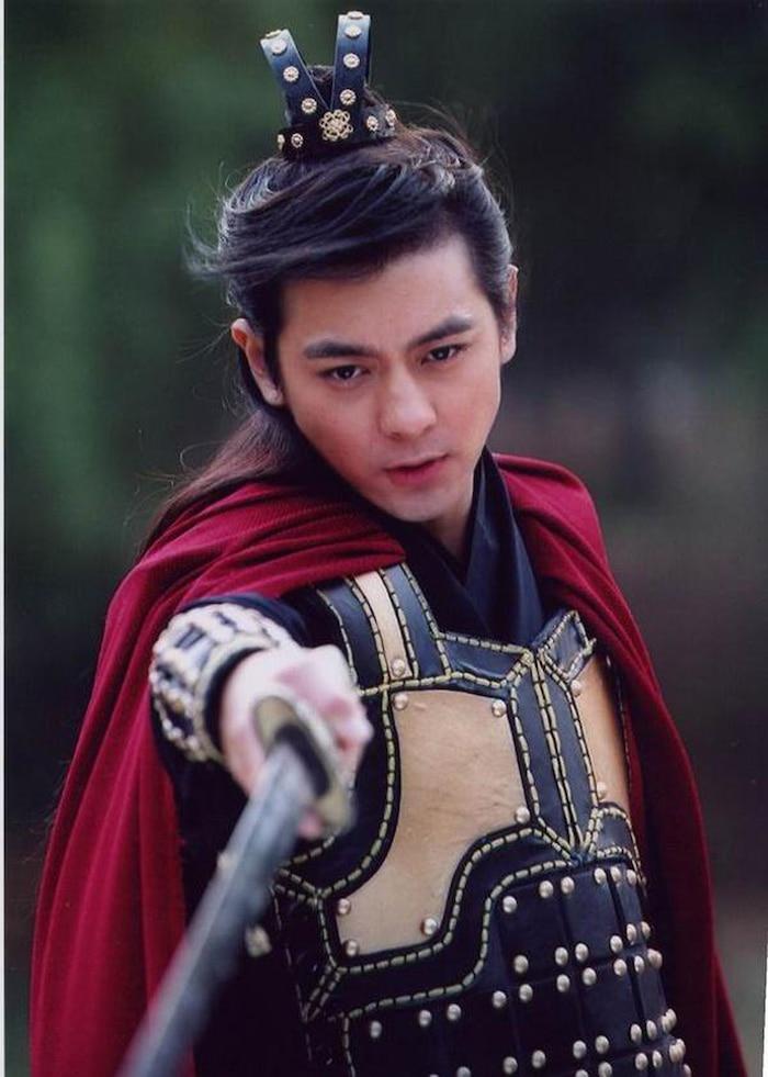 7 nam thần cổ trang đẹp trai nhất màn ảnh Hoa ngữ 0
